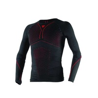 D-core thermo tee ls blk/red