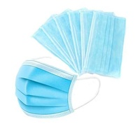 Disposable masks suitable for up to 10 washes