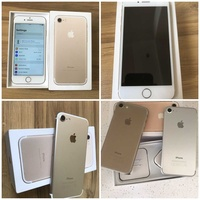 Iphone 7 32gb boxed with new accessories