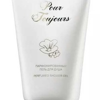 Faberlic. pour toujours perfumed shower gel