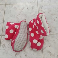 Girls slippers size 34 35