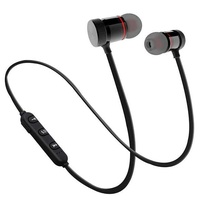 Magnetic bluetooth hands-free