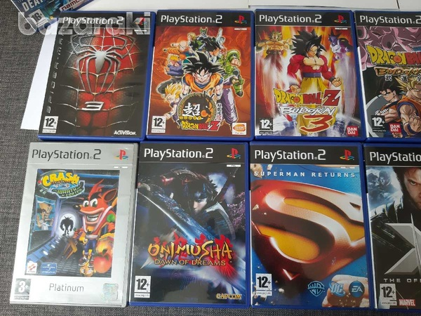 Playstation 2 games-3