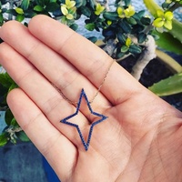 New star necklace