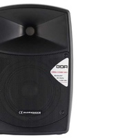 Bluetooth 80w battery-powered portable sound system with usb reader