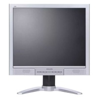 Philips 190b6 monitor 1280 x 1024 lcd 19 used a