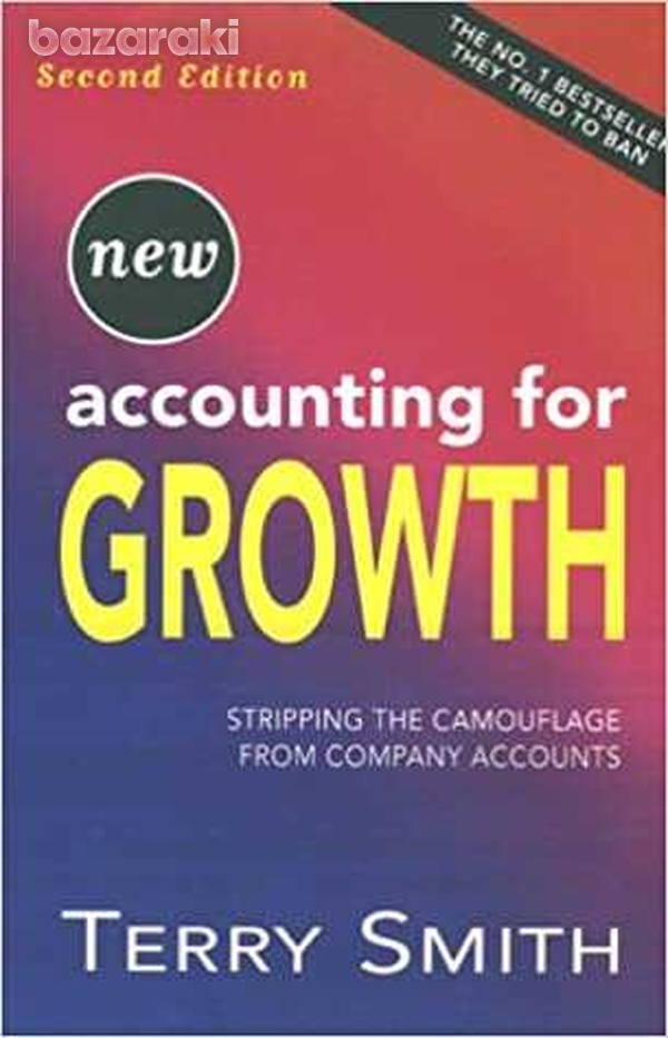 Accounting for growth - stripping the camoflage from company accounts