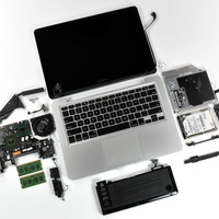 Portable laptop notebook netbook internal cleaning service