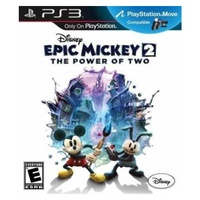 Sony playstation 3 - disney epic mickey 2 - the power of two - ps3