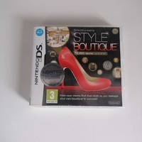 Style boutique for nitendo ds