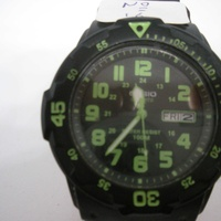 Casio quartz water resist 100m