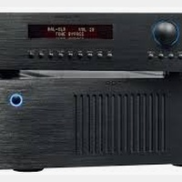 Rotel power amp+ pre-amplifier