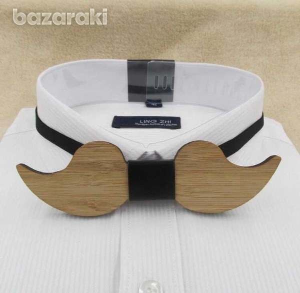 New handmade fashion wooden-wood bow ties