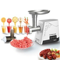 Singer - meat mincer - slow juicer