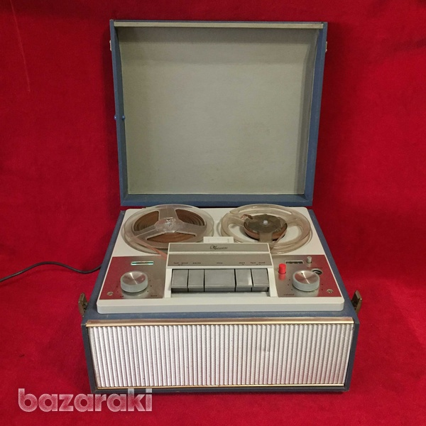 Marconi tape player recorder-1