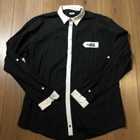 Henleys black shirt small