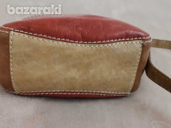 Small bag 15 x 21 cm, leather-3