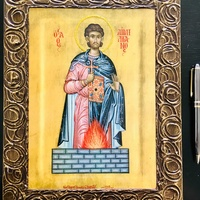 St aimilianos icon medium size
