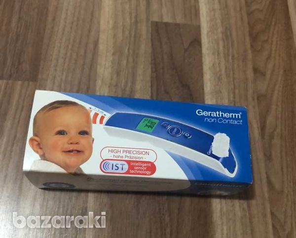 Gerathern non contact thermometer in great condition-2