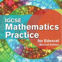 Igcse mathematics for edexcel practice book 2nd edition