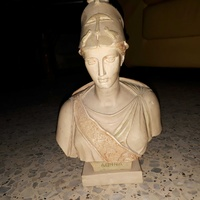 Athina statue greek mithology