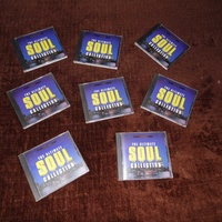8 cd's the ultimate soul collection