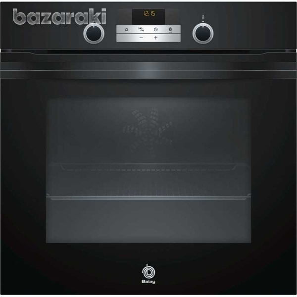 Balay 3hb5358a0 multifunction aqualysis oven 60cm 71ltrs in 3 colors-3