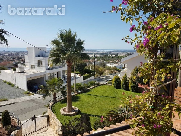 6 bedroom villa with panoramic city view in ayia fyla-5