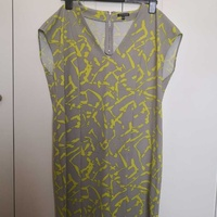 Warehouse dress size 14 worn once