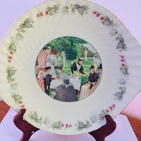 The wimbledon collection the tennis party minton 1988 royaldoulton