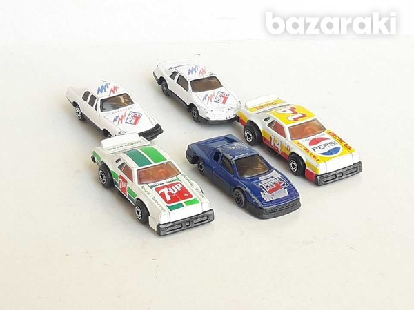 Vintage promotional diecast model cars inc. 2 collectible matchbox car-1