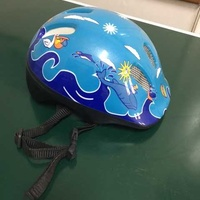 Protective helmet for child
