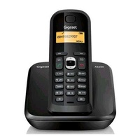 Gigaset siemens cordless phone model as200a refurbished no battery