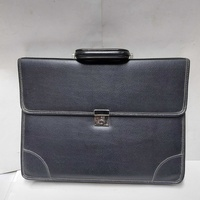 Vintage leather bag briefcase 37x27cm in very good condition.