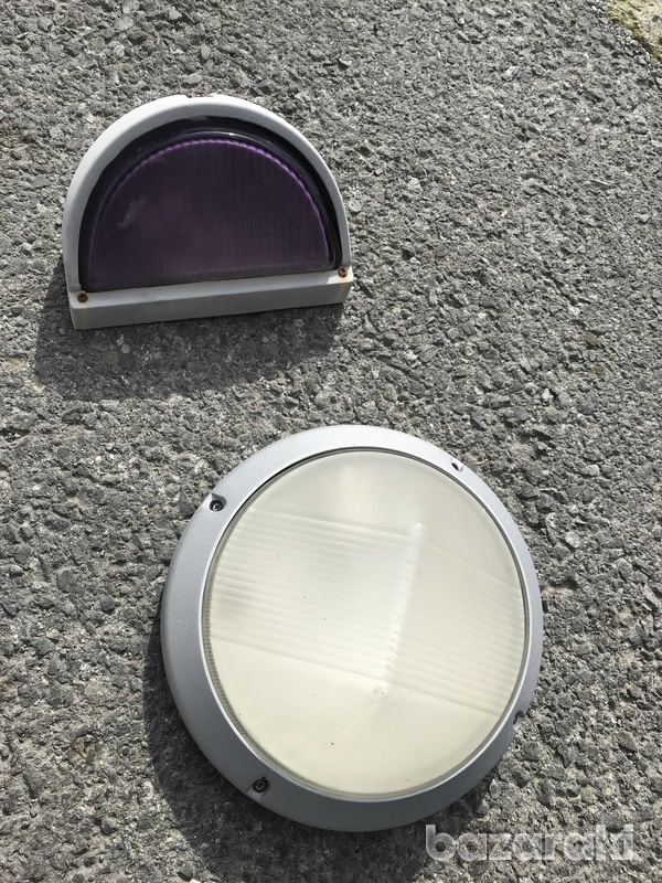 Used outdoor lights bundle-3