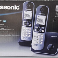 Panasonic digital cordless phone kx-tg6812