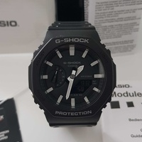 Casio g-shock ga-2100-1aer carbon core guard casioak