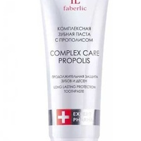Faberlic. expert pharma complex care toothpaste with propolis