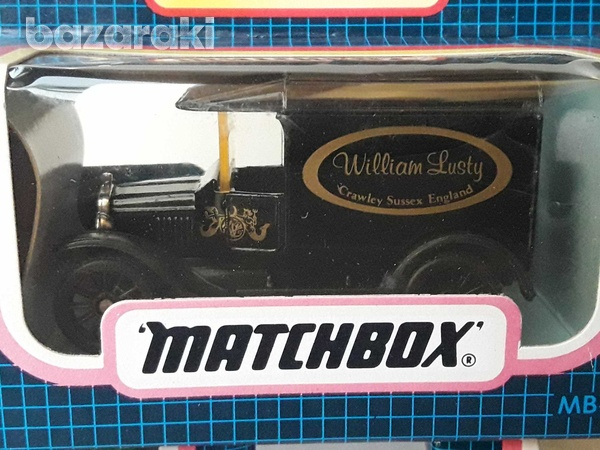 Collectible matchbox diecast model cars william lust-4