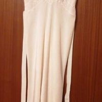 Silk negligee