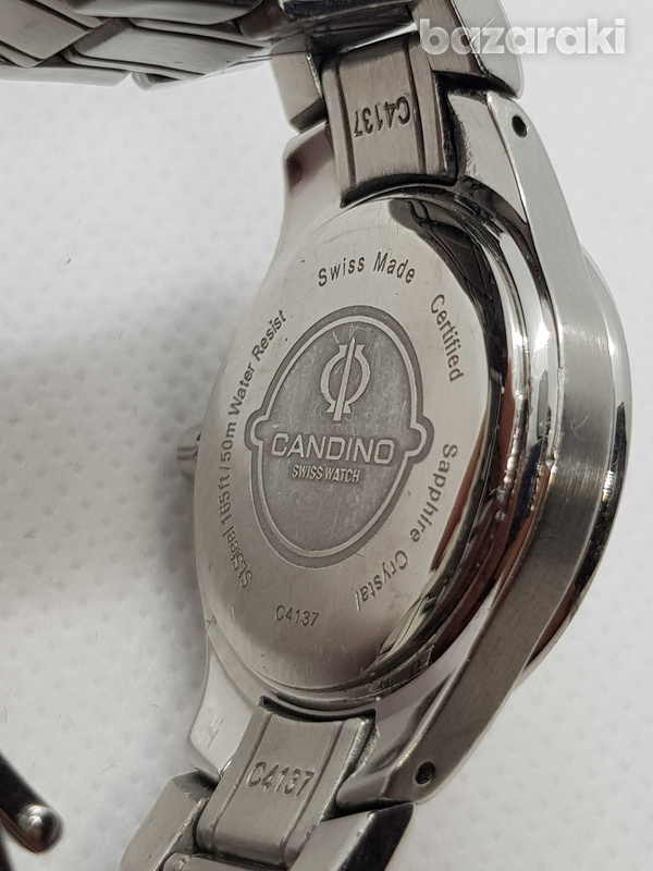 Candino ladies stainless steel bracelet c4137/1-3