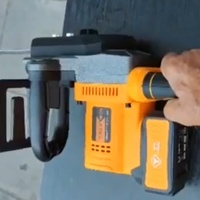 Battery chainsaw 16''