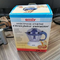 Citrus juice extractor - maker - used