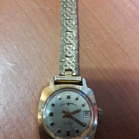 Vintage swiss watch.