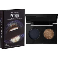 Maybelline python metallic lip kit - 5 available