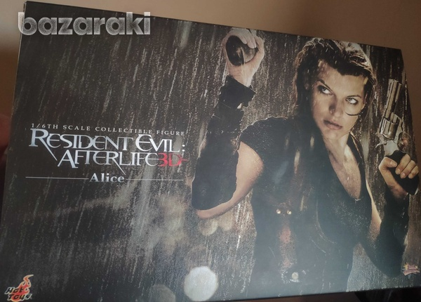 Hot toys mms139 resident evil afterlife alice collectible figure-2