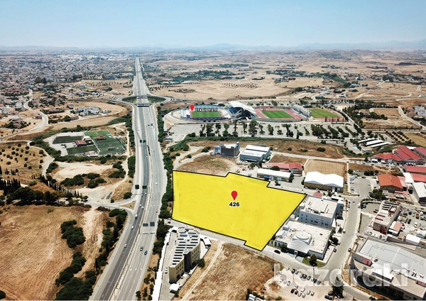 Land parcel 426 in strovolos-1