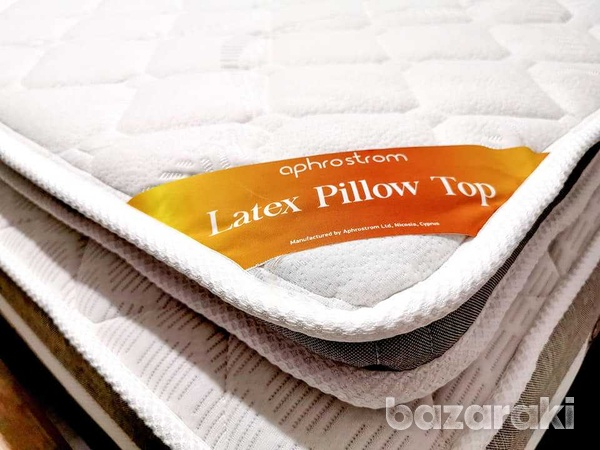 Top pillow latex mattress by aphrostrom-2