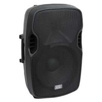 Venga 15 active plastic vented party speaker system
