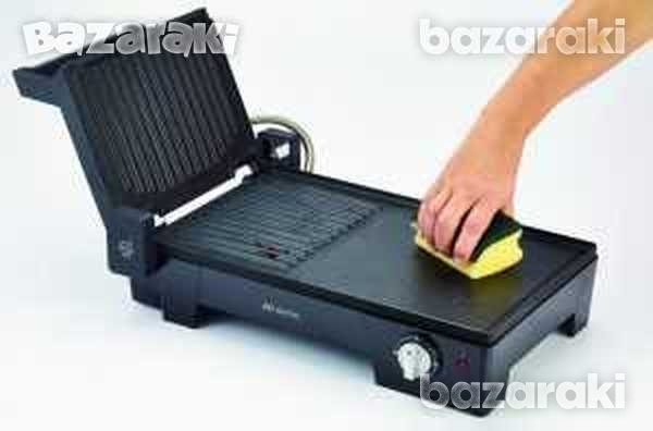 Ariete 1916 multi grill 3 in 1 electric grill and contact grill, barbe-4